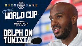 BETTER WORK ETHIC THAN DE BRUYNE | Fabian Delph on England's Opener