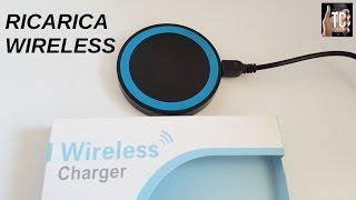 Ricarica wireless a basso costo | Funziona?