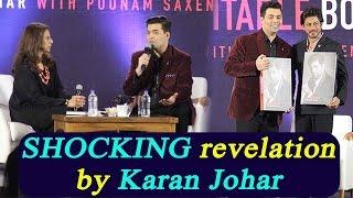 Karan Johar made SHOCKING revelation during launch of An Unsuitable Boy; Watch Video | FilmiBeat thumbnail