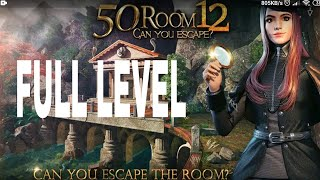 Can You Escape  The 100 Room 12 Walkthrough