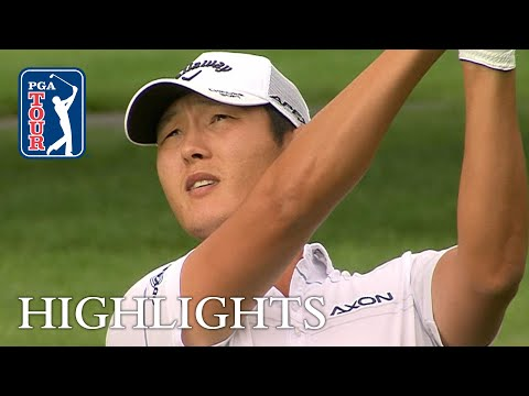 Danny Lee extended highlights   Round 2   The Greenbrier