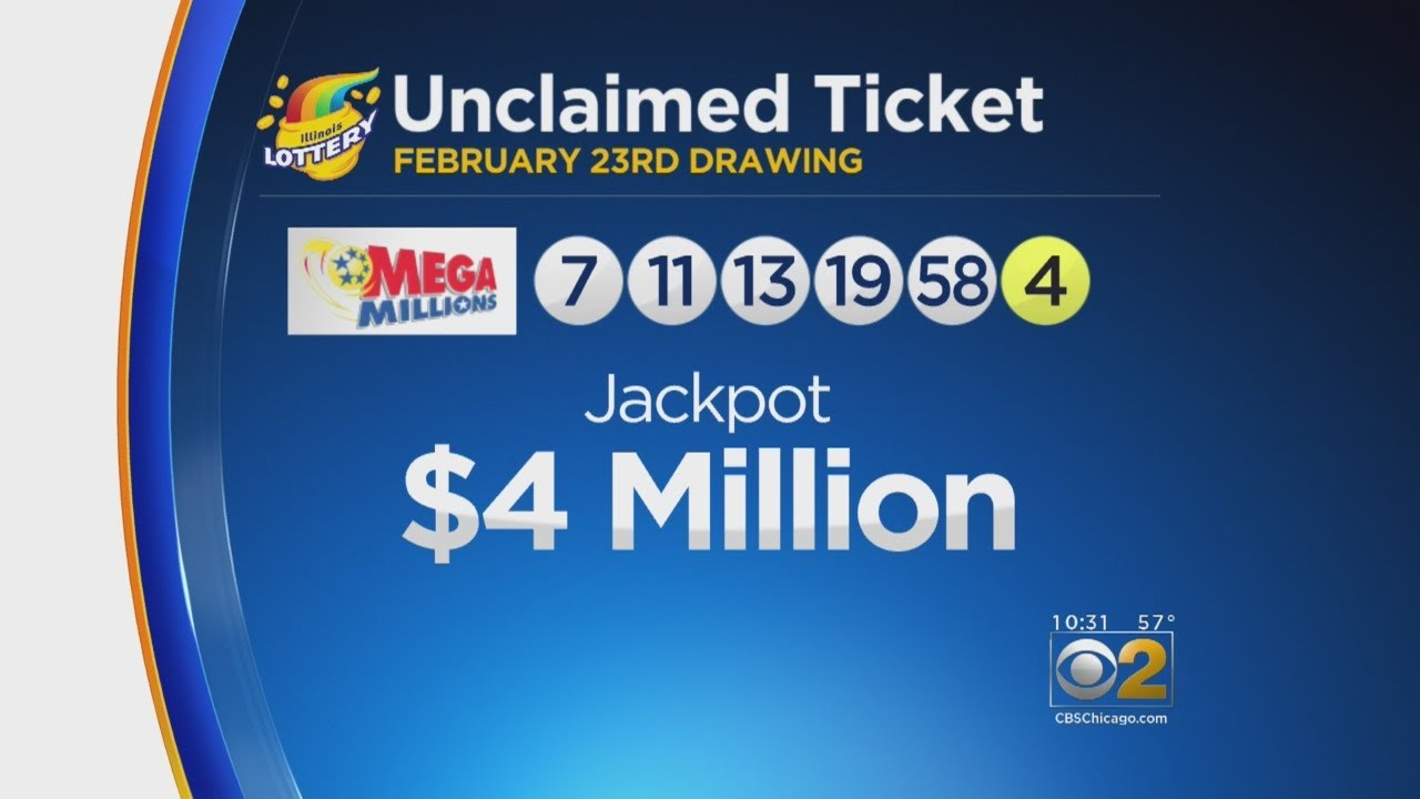 Illinois Lottery Says 4 Million Winner Is Still A Mystery Youtube