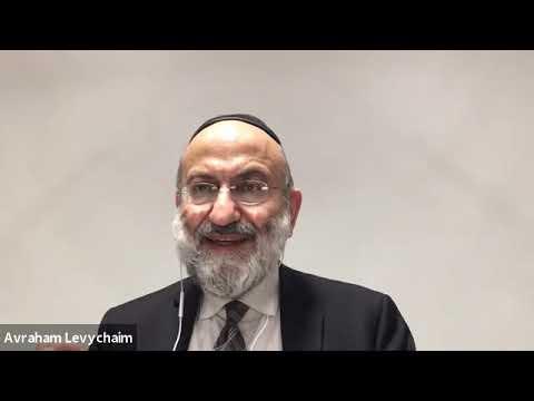 Parashat Ki Tavo with Rashi in Farsi - R. Avraham Levychaim