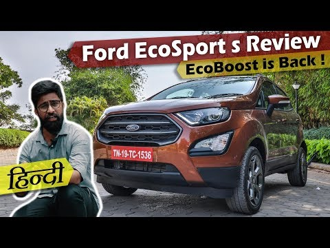 2018 Ford EcoSport S Petrol Review - Best Compact SUV in India?