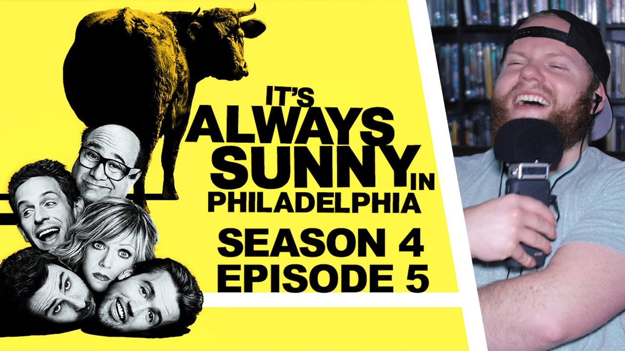 Download It's Always Sunny 4x5 Reaction: Mac and Charlie Die, Part 1