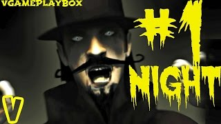 Asylum Night Shift 2 iOS / Android / Amazon Gameplay Video PART 1