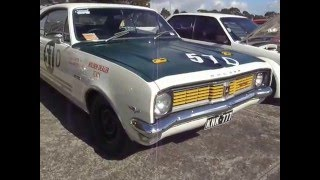 monaro BATHURST 350 HARRY FiRTH ORIGINAL HOLDEN DEALER TEAM