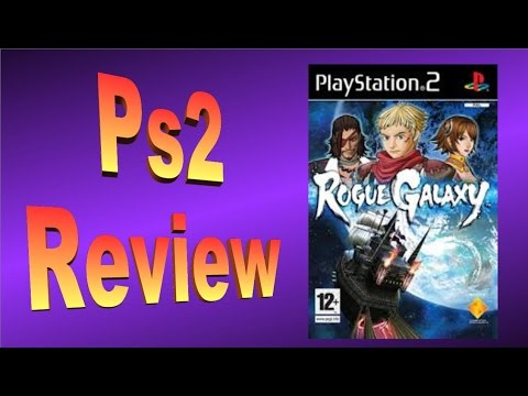 Ps2 Review: Rogue Galaxy