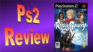 Ps2 Review: Rogue Galaxy