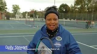 Fitness Minute: Tennis
