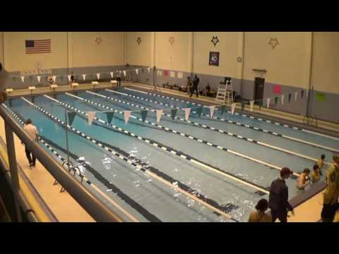 Swimming vs. Greensboro and Hampden-Sydney