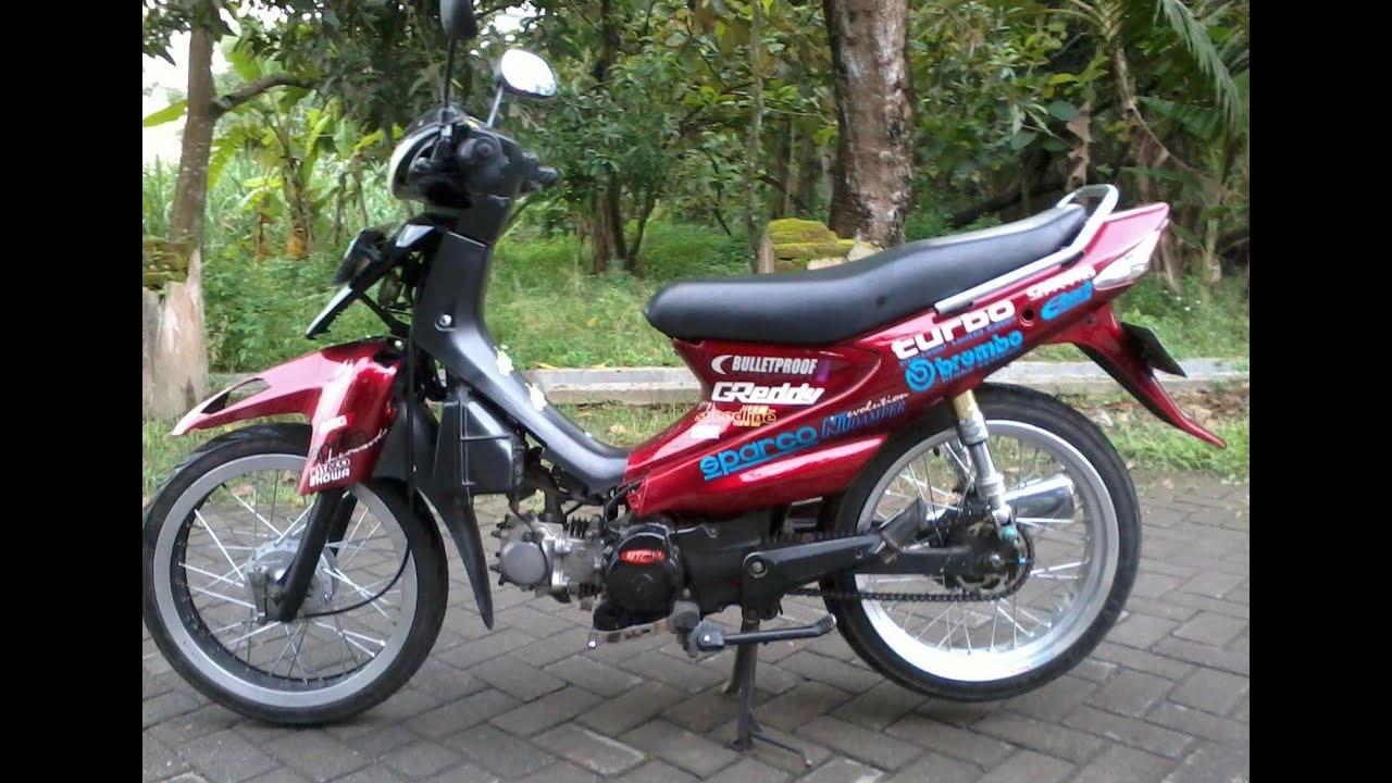 Cara Modif Motor Suzuki Smash Wacana Modif Motor
