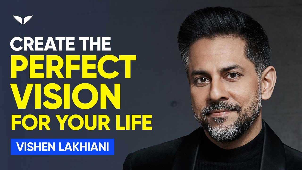 Download How to Create a Vision for Your Life So Bold, It Makes You Shine | Vishen Lakhiani