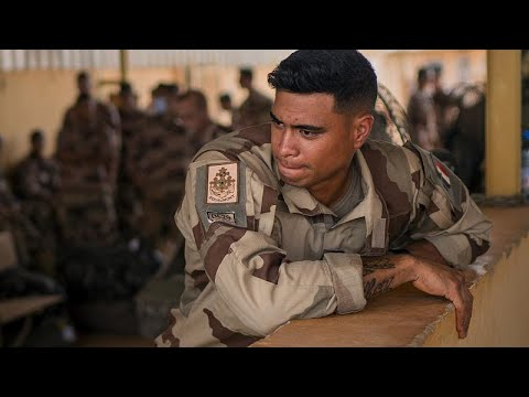 Mixed feelings over French Barkhane force exit from Africa's Sahel