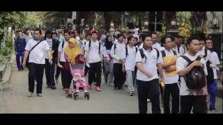 Trailer ASTRO (Ayo Jalan Sehat Through Dies Natalis FILKOM 2016)
