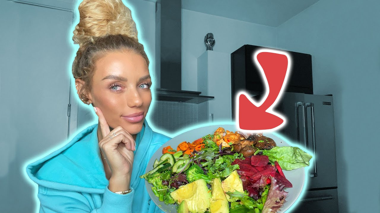 What I Eat In A Day | Jena Frumes