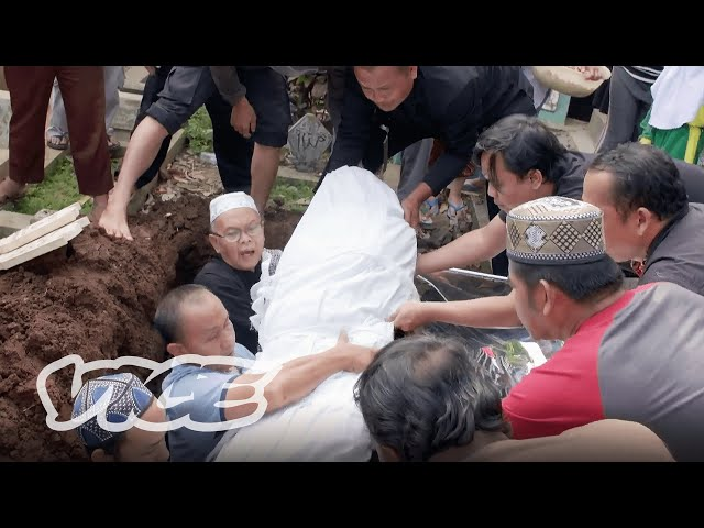 No Space for the Dead in Indonesia's Most Crowded City