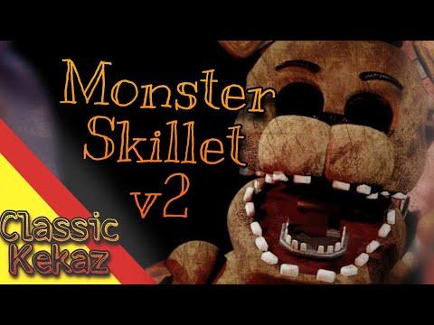 [C4D/FNAF] Monster Skillet
