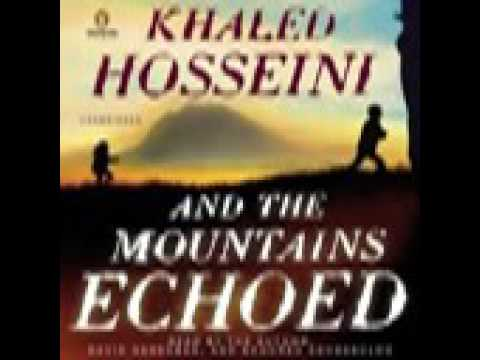 And the Mountains Echoed Audiobook - by Khaled Hosseini