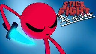 Stick Fight: The Game  Smesni Momenti - BODEZ SUDBINE! (WHITE BLADE) W/ CerixHD