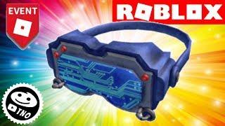 BRÝLE ZDARMA - Motherboard Visor - Roblox Creator Challenge | Roblox | Tatínek a Barunka CZ/SK