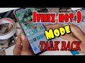 - Cara keluar dari mode TALK BACK hp Infinix hot 9