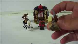 Lego The Ninjago Movie Spinjitzu Training Review 70606