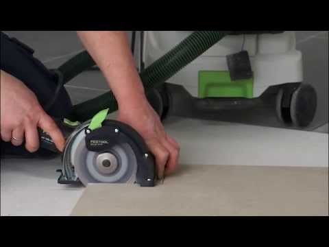 festool freihand diamant trennsystem youtube. Black Bedroom Furniture Sets. Home Design Ideas