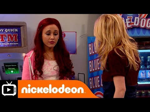 Sam & Cat | Magic ATM | Nickelodeon UK