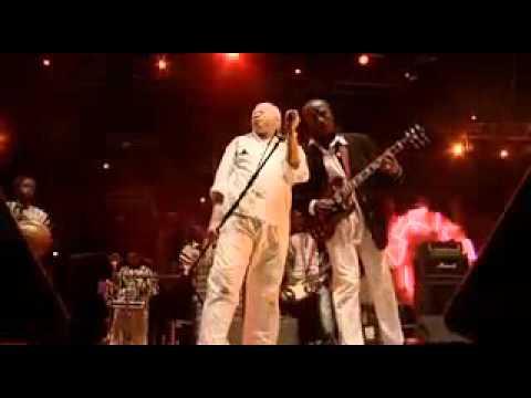 Salif Keita   Roll Back Malaria Concert   Mandjou