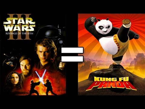 24 Reasons Star Wars Episode III & Kung Fu Panda Are The Same Movie