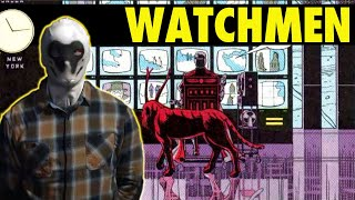 Watchmen | Why You Should Read it Before the HBO Series | Watchmen HBO