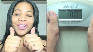 Emagreci 3,2 Kg em 3 Dias com a Dieta do Leite. Vem Ver minha Pesagem