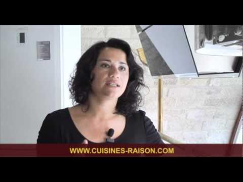 Cuisines RAISON Cuisiniste ARRAS Anita Rebelo YouTube - Cuisiniste arras