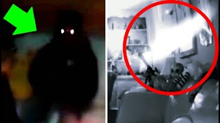 8 ALARMING CCTV Videos That Will CREEP You OUT!