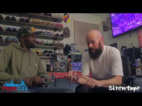 "HypeCity Sits Down w/ ""Skrewtape"" To Discuss Skateboarding Culture & Hip-Hop!"