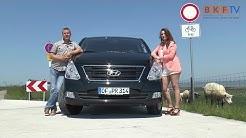 The new Hyundai H1 Travel Premium - Der BKF.TV Fahrzeugtest