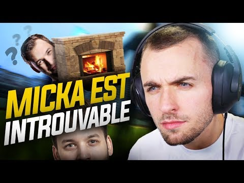 MICKA EST INTROUVABLE... (ft. Gotaga, Micka, Doigby, Locklear, Domingo)