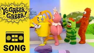 Wait Your Turn - Yo Gabba Gabba!