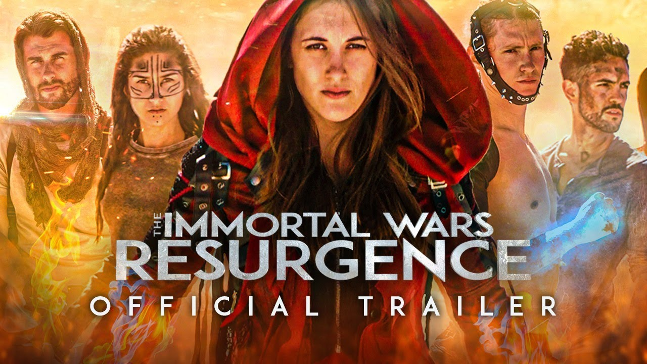 Download The Immortal Wars: Resurgence - Official Trailer