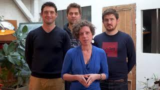 Quatuor Anches Hantées - Lettre à l'immortelle Bien-Amée - Proarti