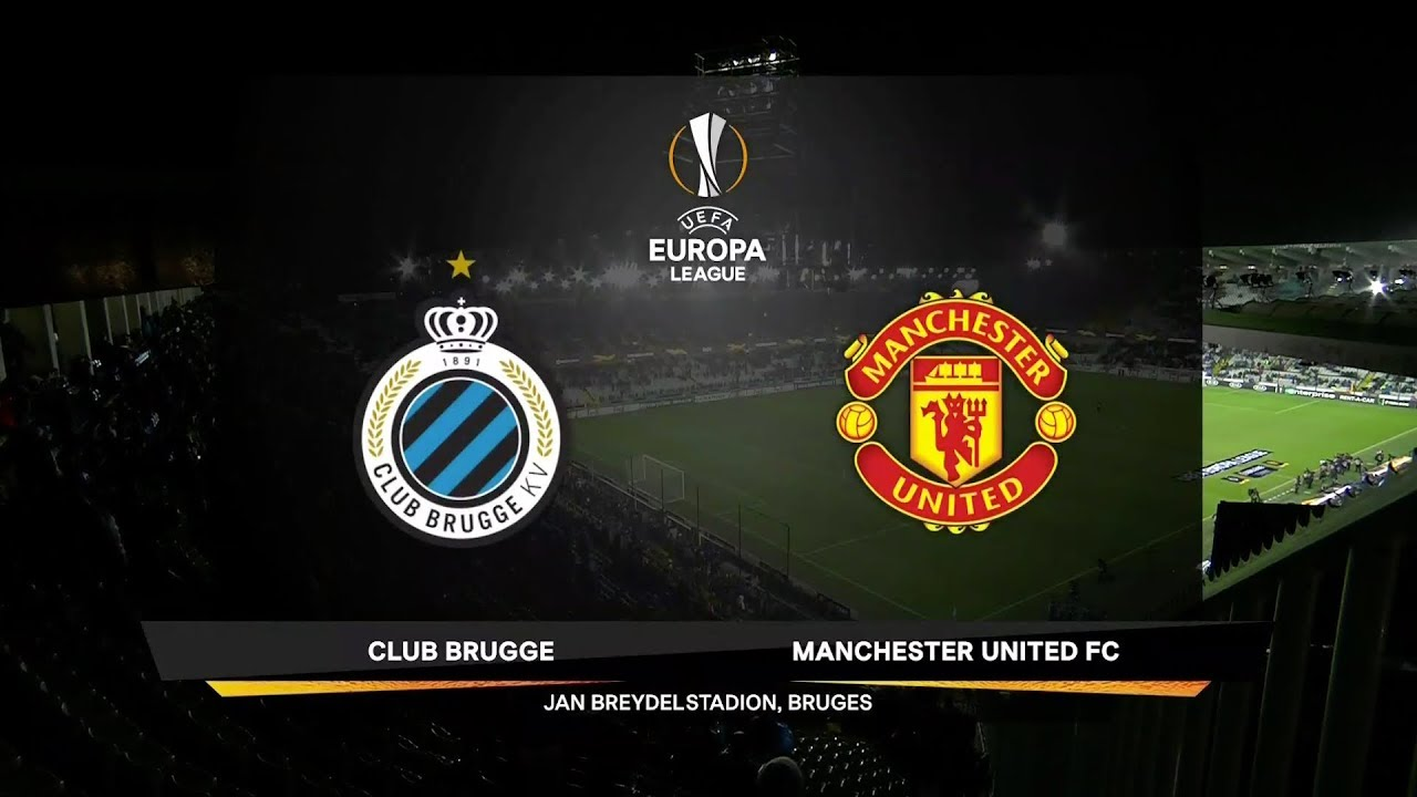 UEFA Europa League | Club Brugge v Manchester United | Highlights - SuperSport