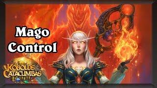 El mazo de la Khaleesi: Mago Control Big Spell