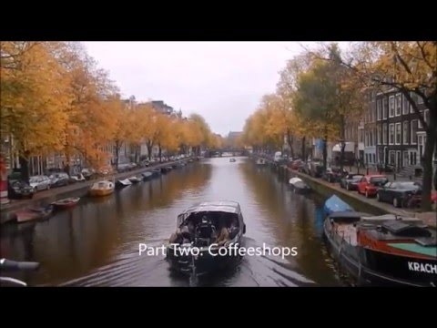 Sleaford Mods n Drugs Tour of Amsterdam 2015 (full video)
