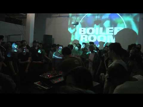 Shawn O'Sullivan 30 Minute Set @ Boiler Room NY Deconstruct x The Corner Takeover