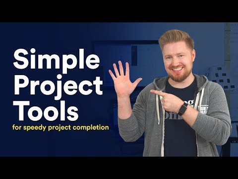 5 Project Management Tools: Finish Your Project Faster