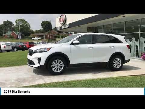 2019 Kia Sorento New Rusty Wallace Auto Morristown, TN 423 586 1441 Live  K5492