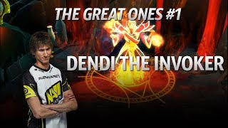 The Great Ones Episode #1 - Dendi the Invoker