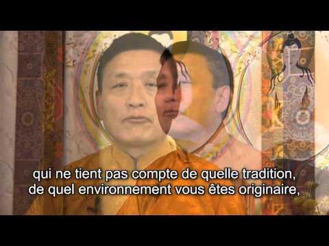 Tenzin Wangyal Rinpoché s'adresse à la Cyber Sangha