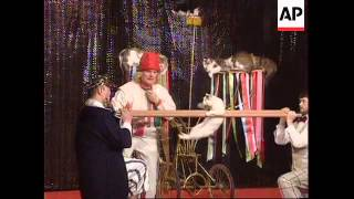 Russia - Kuklachev's Performing Cat Theatre